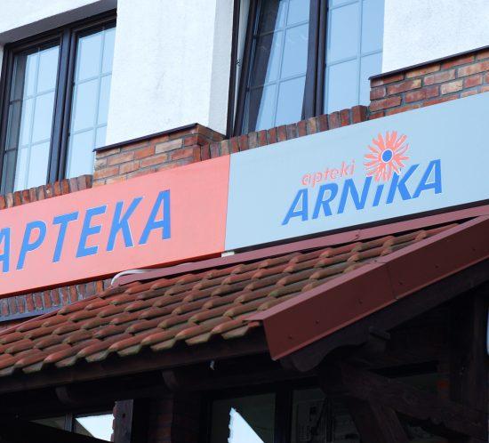 APTEKA ARNIKA KASETON
