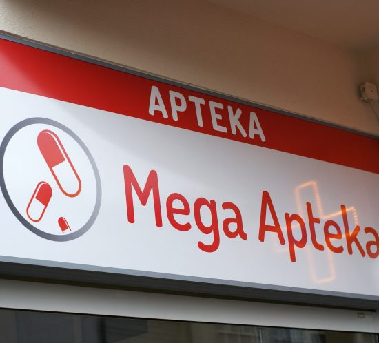 MEGA APTEKA KASETON