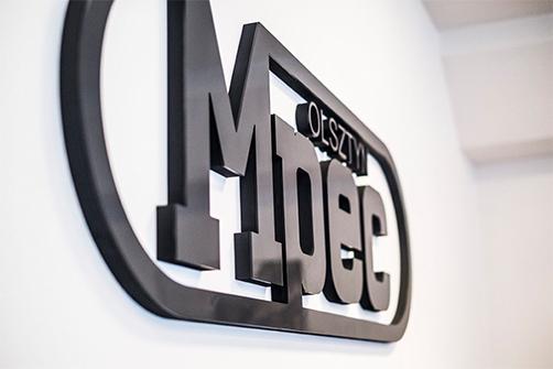 MPEC Olsztyn – Logo 3d