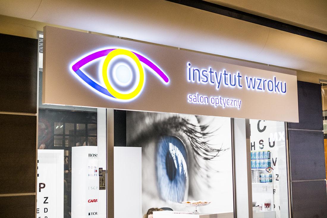 Instytut Wzroku – Kasetony
